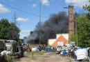 Dlaczego wybuchł pożar na Majdanach - foto: L. Martynowski
