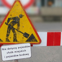 Kolejne prace: Ulica Miła od środy będzie zamknięta