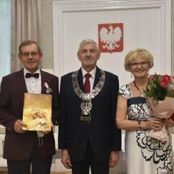 Złote Gody Państwa Hieronimy i Tadeusza Straszyńskich