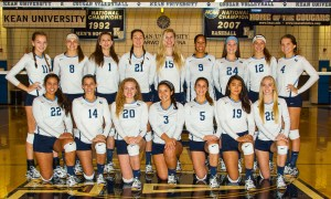 The 2016 Kean Women's Volleyball Team. Credit: Larry Levanti