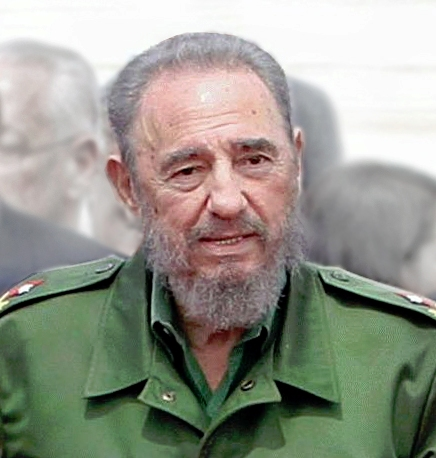 Fidel Castro. Photo via Creative Commons