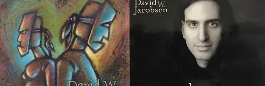 David Jacobsen flyers.  Photo Courtesy of Gail Fredricks.