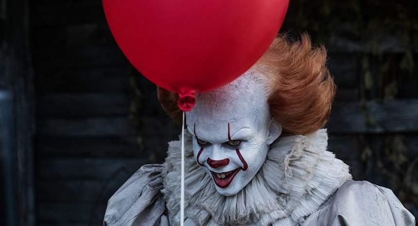 Pennywise the clown Credit: Vimeo