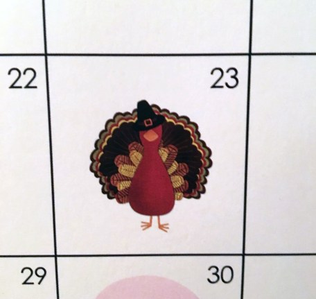 According to National Public Radio, a law was passed in 1941 stating Thanksgiving would be held on the third Thursday of November. Credit: Monica Sudfield