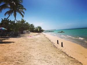 Combate Beach in Cabo Rojo, PR before hurricane Maria. Photos by Jennifer Padilla