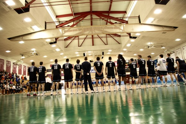 Men's volleyball ends strong season in NCAA Quarterfinals ...