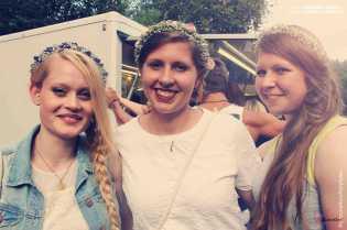 Bilder vom ersten Sonkran Festival in Esslingen - Elektro 2014 - Kutterkind für ENERGY
