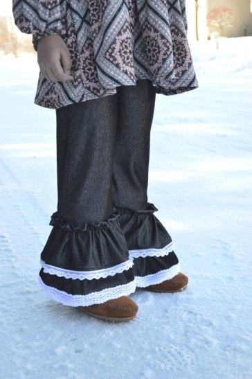 Tansy Ruffle Pants