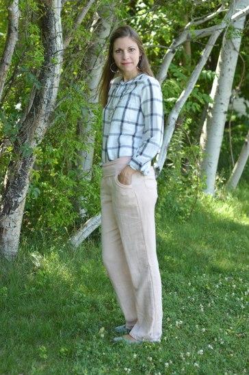 P4P Linen Pants 2