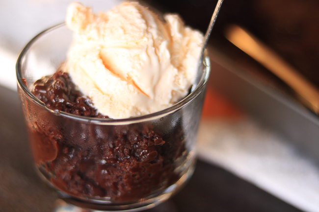 Hot Fudge Pudding Cake