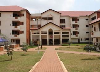 pentagon hostel legon