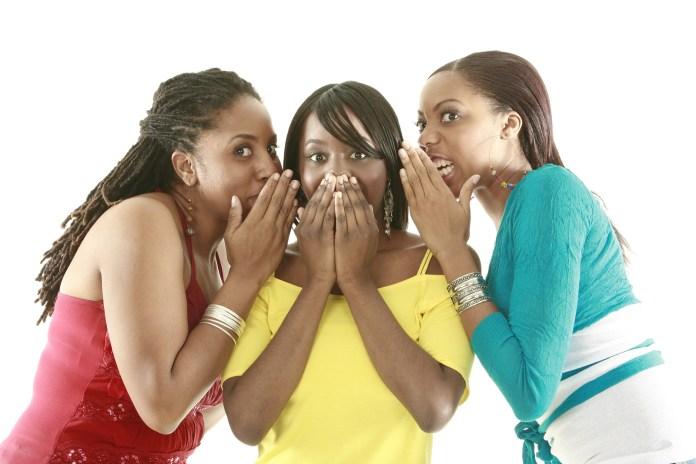 black people Gossiping