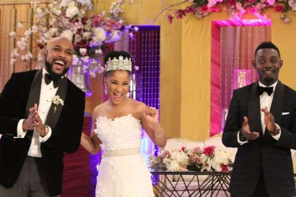 Banky W Wedding Party