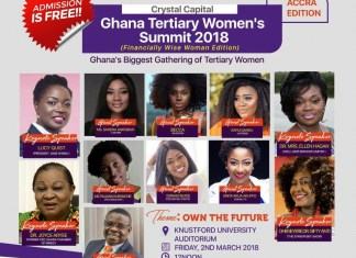 The Tertiary Women's Summit