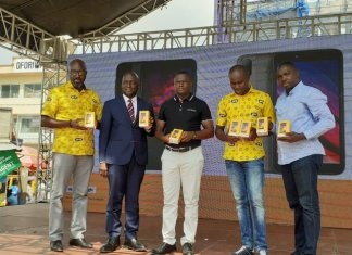 MTN, Micfrim Launch Affordable Smartphones