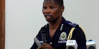 Assistant Commissioner of Police (ACP) Dr Benjamin Agordzo