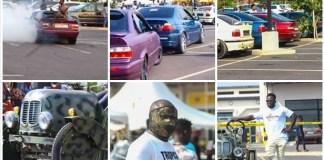 Takoradi Street Auto Show