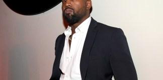 Kanye West photo via Kevin Mazur/Getty Images