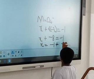 Achimota School Smart Board