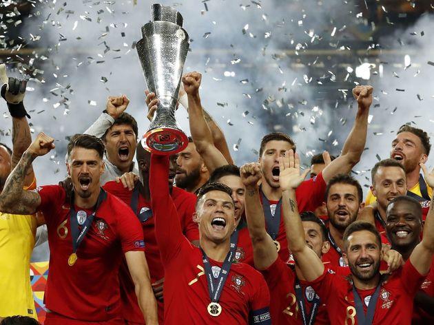 2020/21 UEFA Nations League Draw: England To Face Belgium ...