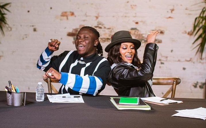 8 Things We Learnt From Stonebwoy's IG Live With Keri Hilson ...