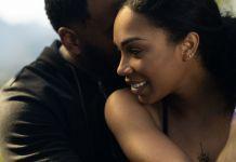 cute black couple image via pinterest.com