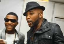 Wizkid and Banky W