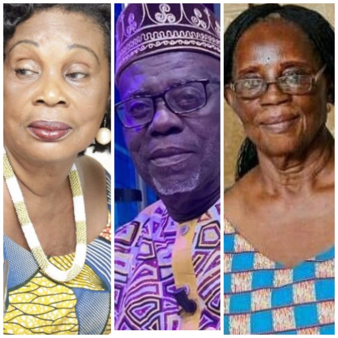 Ghanaian Veteran Actors Of The 90s And Early 2000s