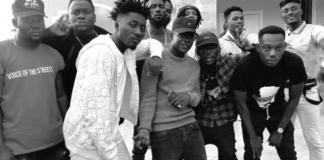 Underground artistes Ghana