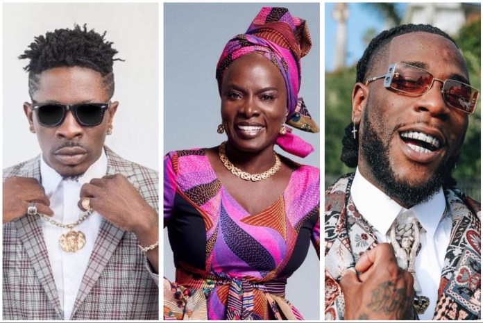 Obama playlists African artistes