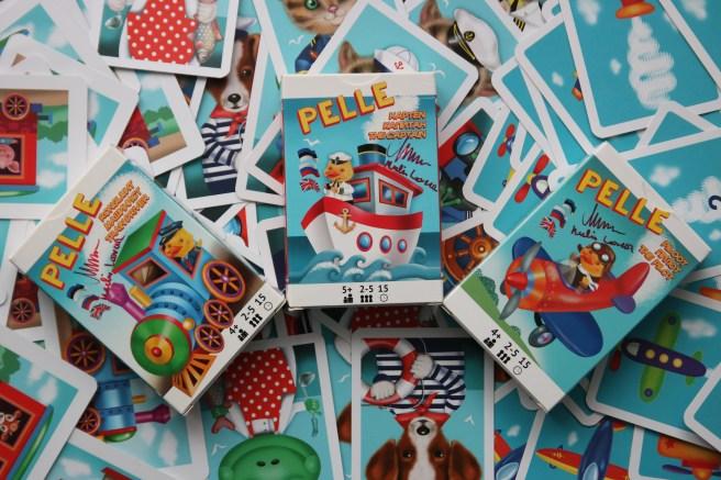 Pelle kaardimängud