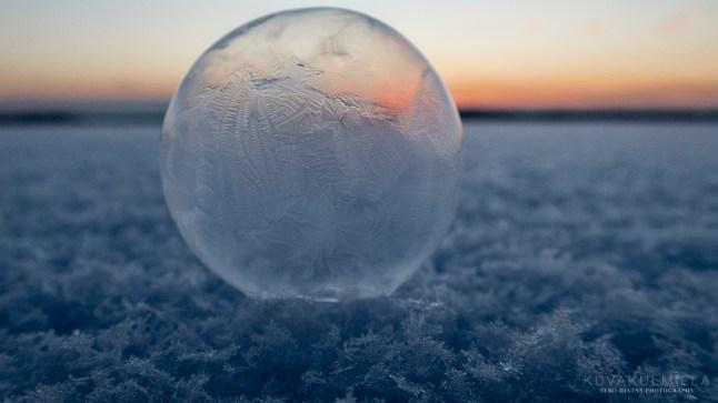 Frozen bubble Tero Hintsa
