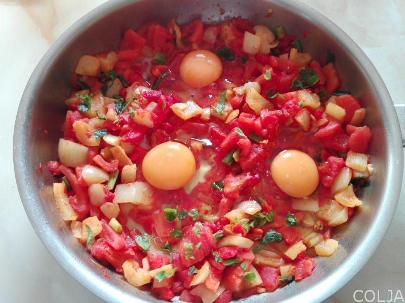Priprema jaja