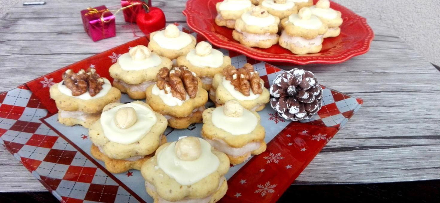 Božićni kolačići sa kafom