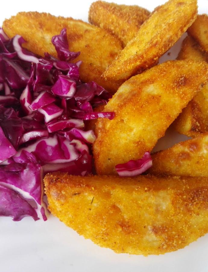 Hrskavi krompir iz rerne
