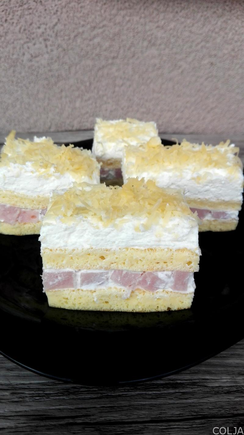 Slana torta sa sirom
