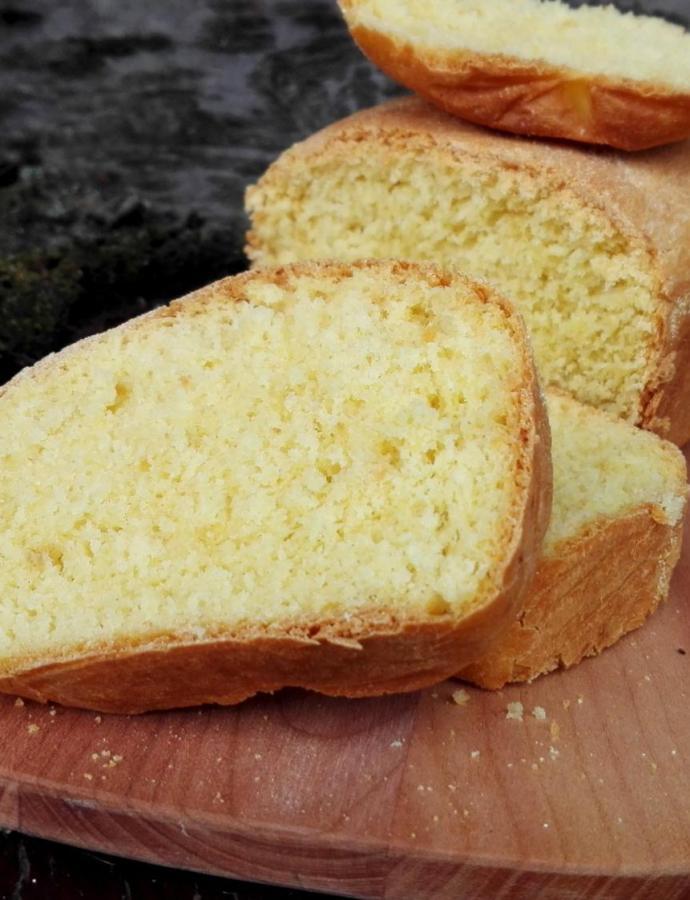 Kukuruzni hleb sa pavlakom