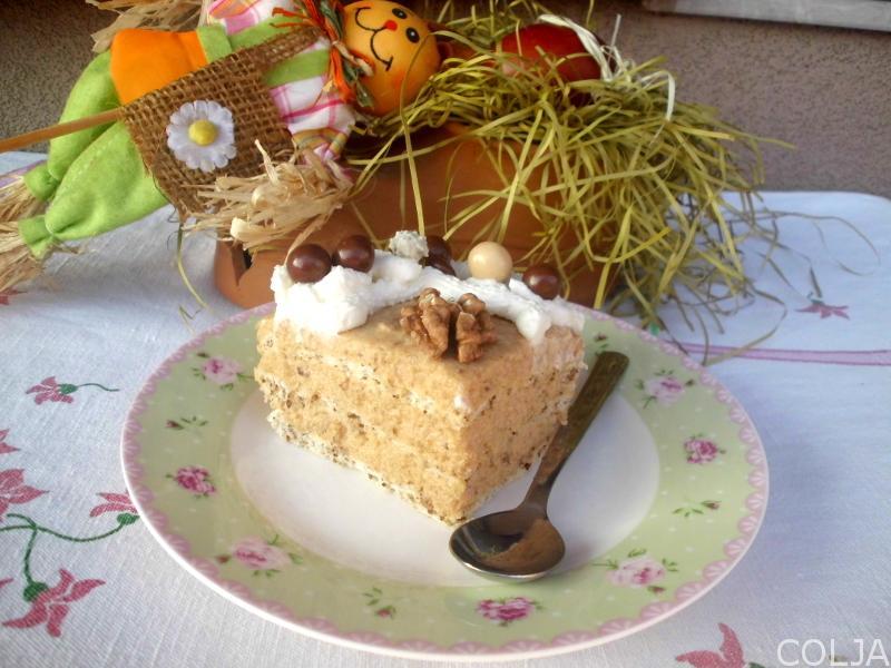 Parče žito torte