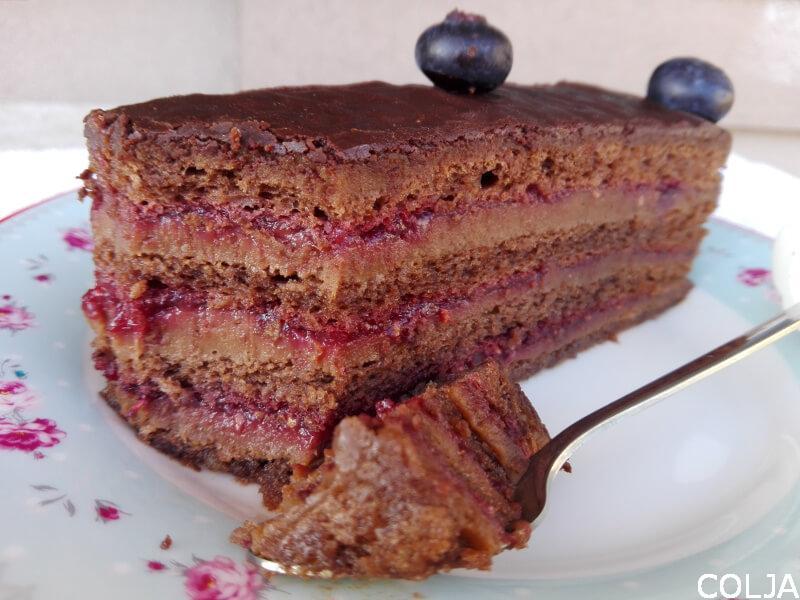 Baron torta