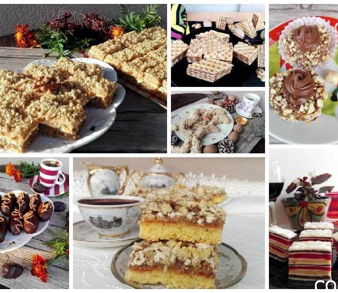 Praznični i slavski kolači
