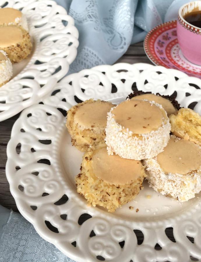 Varšavski kolačići sa kremom