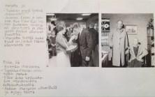 Saaran ja Oonan tarinan alku kuva-arkistokuvaan