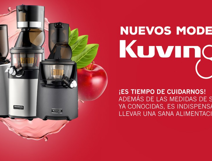 Kuvings México - Saludable