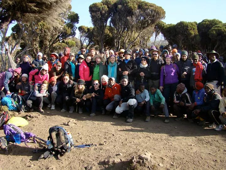 6 Day  Kilimanjaro Trekking Shira Route