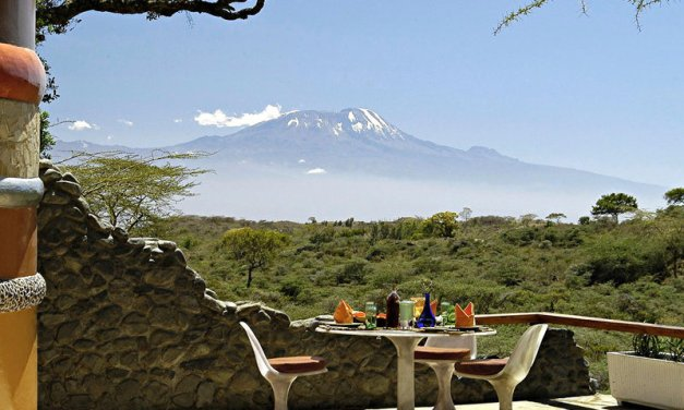 Arusha National Park Hotels and Lodges