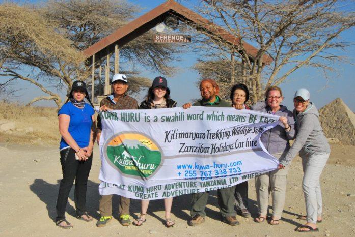 Serengeti Nationa park