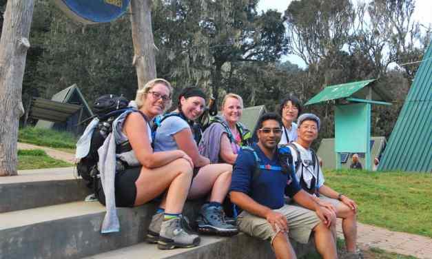 7 Day Climb Kibo – Rongai Route
