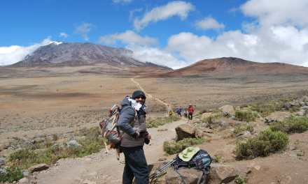 6 Day Kilimanjaro Trekking Rongai Route