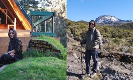 Kilimanjaro Climb Day Trip