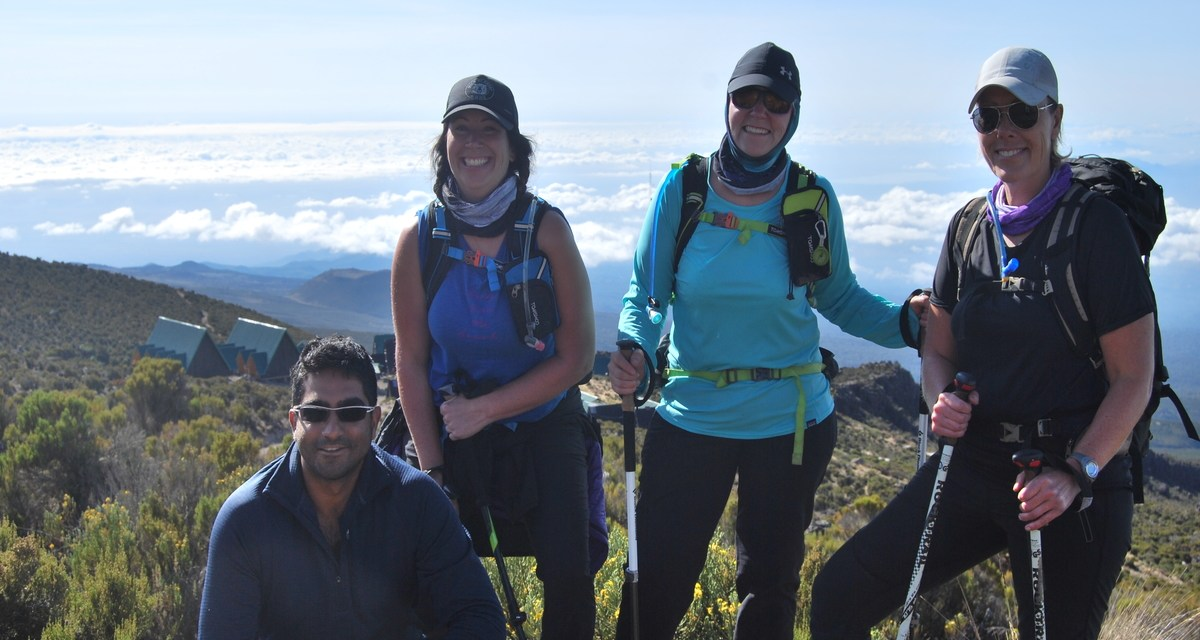 9 Days Kilimanjaro to Zanzibar Adventure
